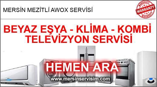 Mersin Mezitli Awox Servisi